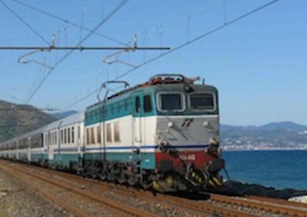 treno mare liguria