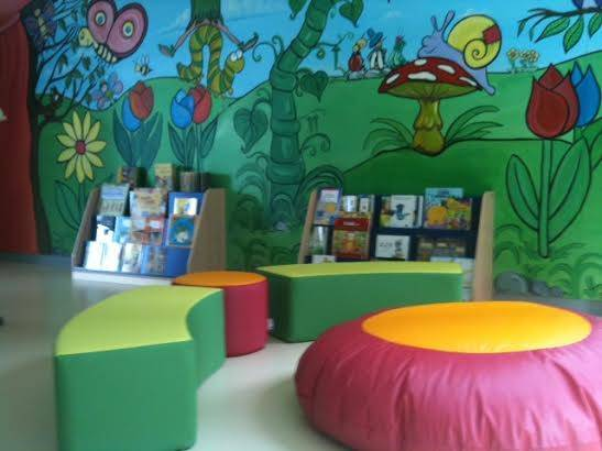 Una nuova biblioteca per la Canziani (inserita in galleria)