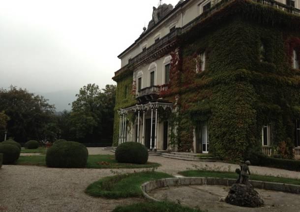 villa castelbarco casciago