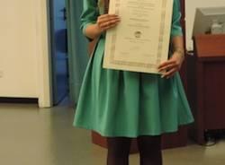 consegna diploma di laurea insubria