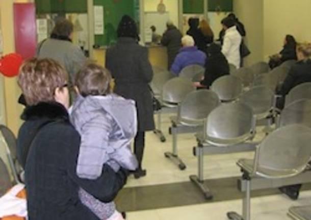 cup ospedale del ponte attesa pazienti
