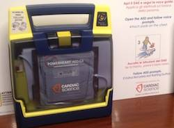 defibrillatore defibrillatori apertura