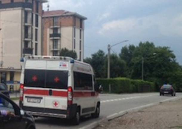 follia cassano apertura ambulanza