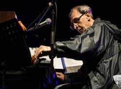 Franco Battiato in concerto all2019Arena Derthona di Tortona (inserita in galleria)