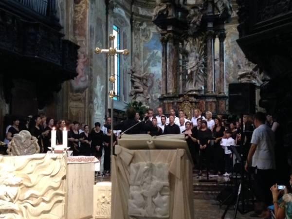 Gospel a San Vittore (inserita in galleria)