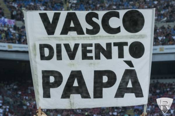 I fan di Vasco Rossi a San Siro  (inserita in galleria)