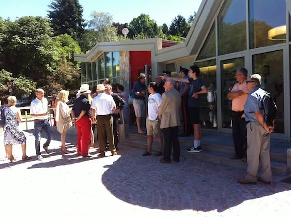 Inaugurato il nuovo ufficio IAT a Luino  (inserita in galleria)