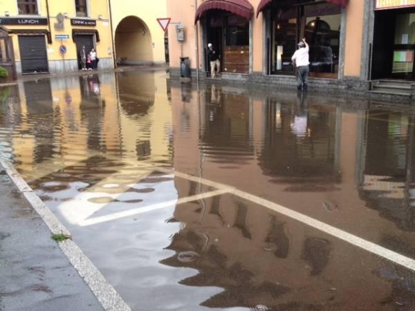 L'Olona a Castellanza (inserita in galleria)