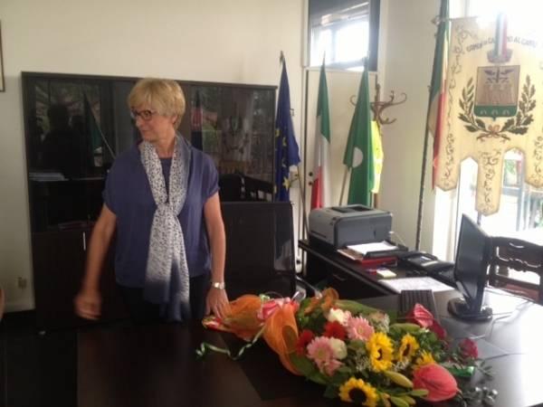 La cerimonia per ricordare Laura Prati (inserita in galleria)