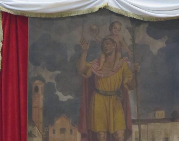 La festa di San Cristoforo a Gallarate (inserita in galleria)