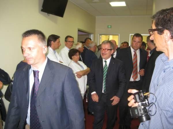 La nuova medicina nucleare all'ospedale di Varese (inserita in galleria)