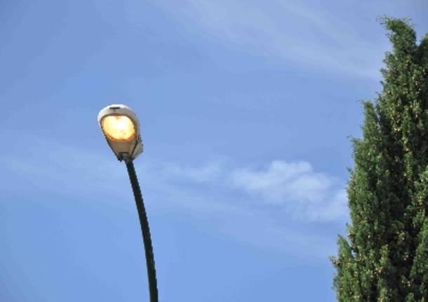 lampione lampioni palo della luce illuminazione pubblica