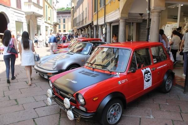 Le auto d'epoca della Varese - Campo dei Fiori (inserita in galleria)