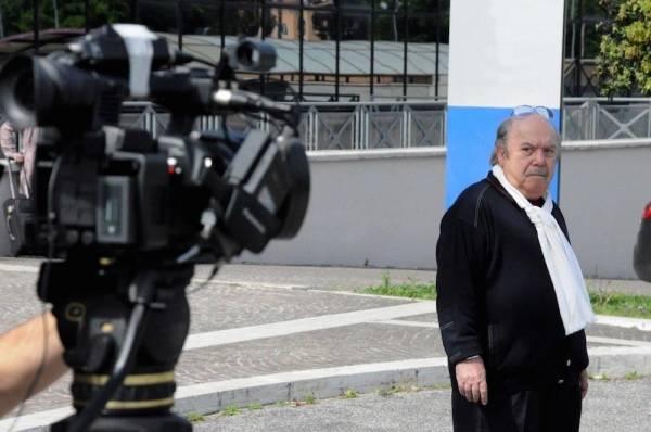 Lino Banfi testimonial contro le truffe (inserita in galleria)