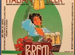 locandina birra poretti