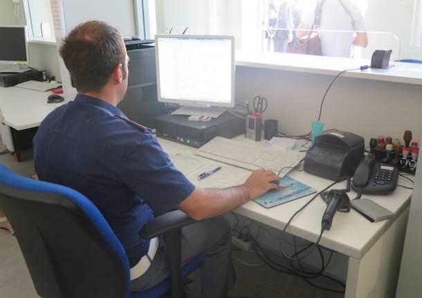 Nuovo ufficio immigrazione a Gallarate (inserita in galleria)