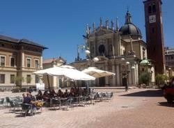 piazza san giovanni busto tavolini dehors
