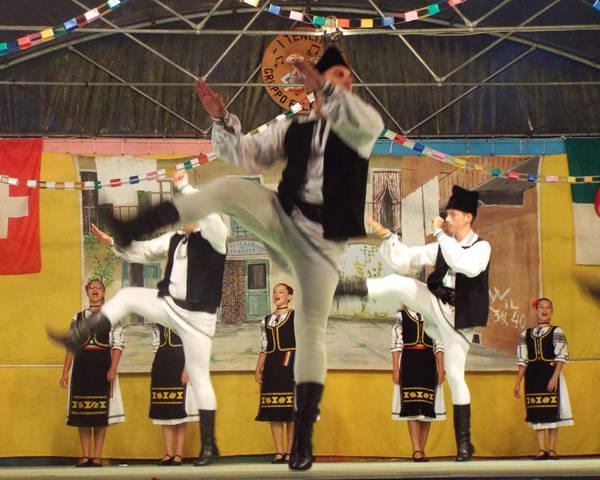 Romania e Basilicata protagonisti al festival del Folclore (inserita in galleria)
