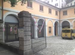 Sant'Eusebio, le coccarde colorano il paese (inserita in galleria)