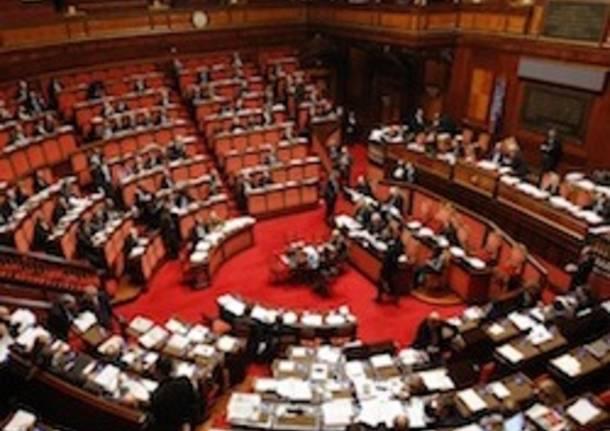 senato apertura