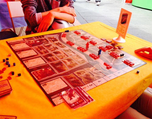 Si gioca in piazza (inserita in galleria)