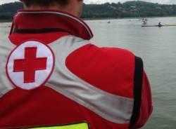 soccorso medico croce rossa italiana pronto intervento mondiali under 23 canottaggio schiranna apertura