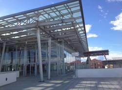 Stazione di Castellanza, il park sotterraneo (inserita in galleria)