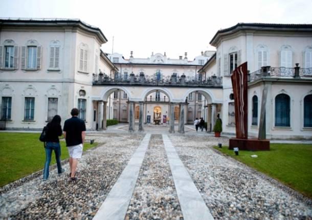"""""""Tango di Periferia"""" affascina il pubblico di Villa Recalcati  (inserita in galleria)"""