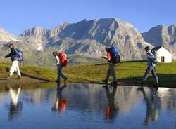 trekking svizzera