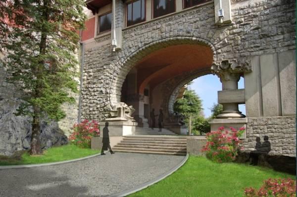 Un centro benessere al Grand Hotel Campo dei Fiori (inserita in galleria)