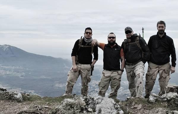 Un trekking lungo il confine italiano (inserita in galleria)