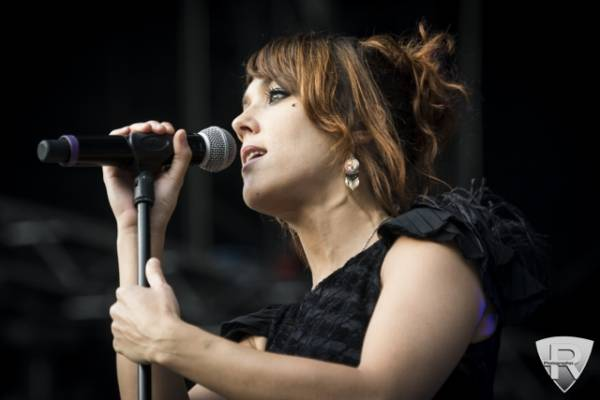 Zaz in concerto per Moon and Stars  (inserita in galleria)