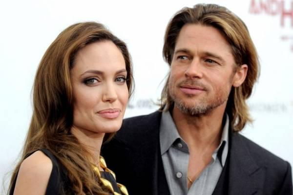 Angelina Jolie e Brad Pitt sposi in Francia (inserita in galleria)