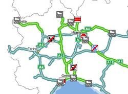 autostrade situazione 3 agosto 2014