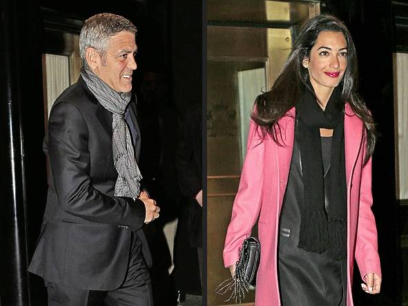george clooney sposo