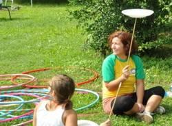 """I bambini a """"Coloriamo il mondo"""" (festa Anche Io 2014) (inserita in galleria)"""