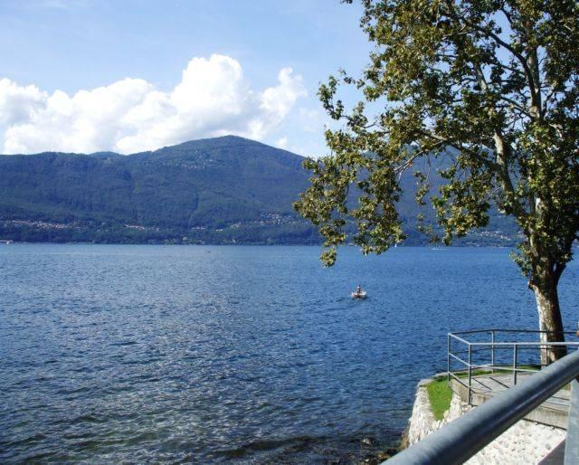 Il lago Maggiore da Castelveccana