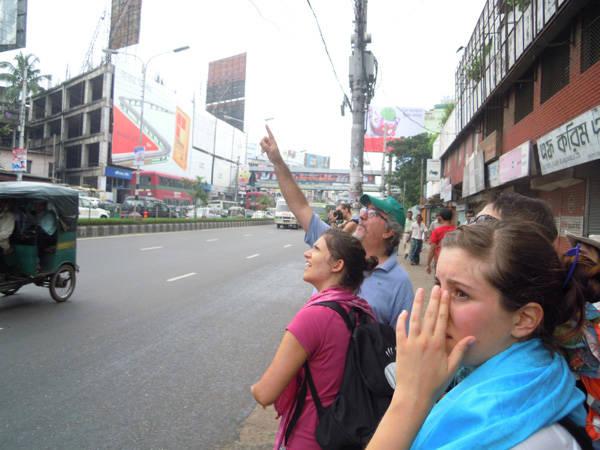 Il viaggio in Bangladesh dei ragazzi del Don Gnocchi (inserita in galleria)