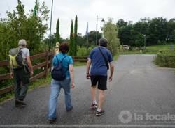 La camminata ad Anche Io (inserita in galleria)