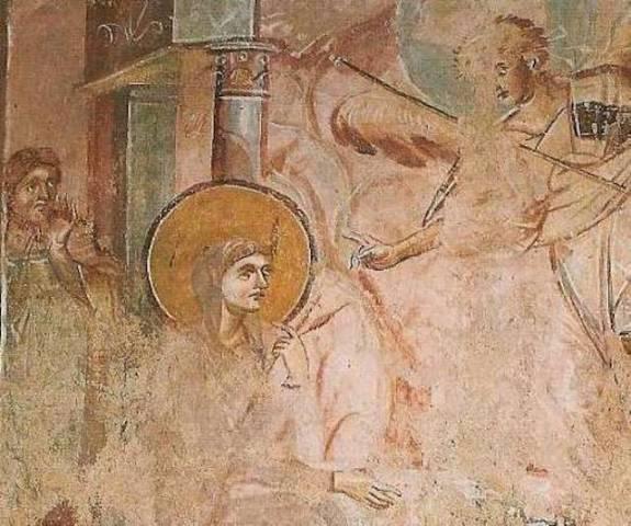 Le suore longobarde di Castelseprio (inserita in galleria)