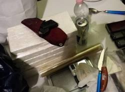 Raffineria della droga, 6 arresti (inserita in galleria)