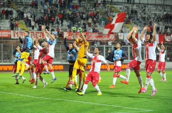 Varese-Entella 1-0 (inserita in galleria)