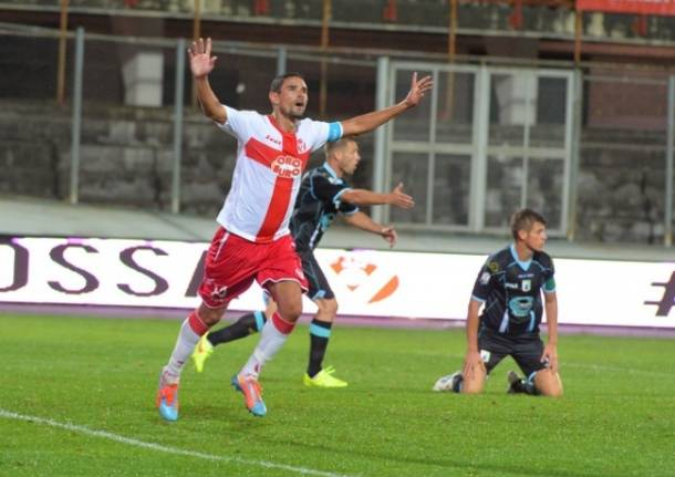 Varese-Entella 1-0 (inserita in galleria)