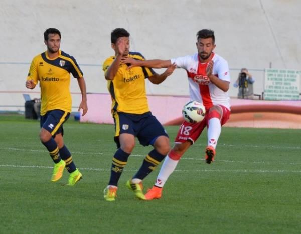 Varese - Parma 2-5 (inserita in galleria)