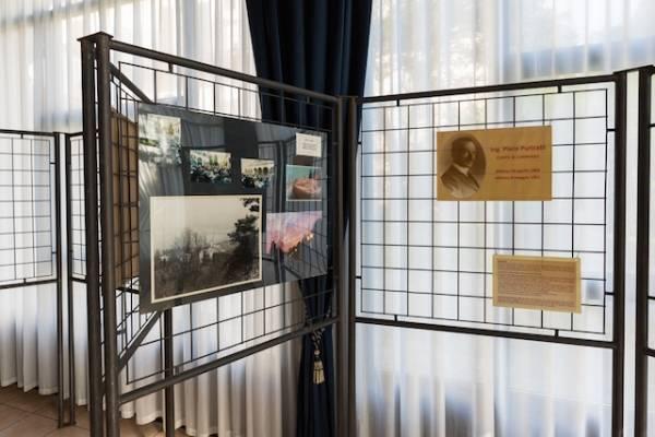 Autolaghi, la mostra commemorativa (inserita in galleria)
