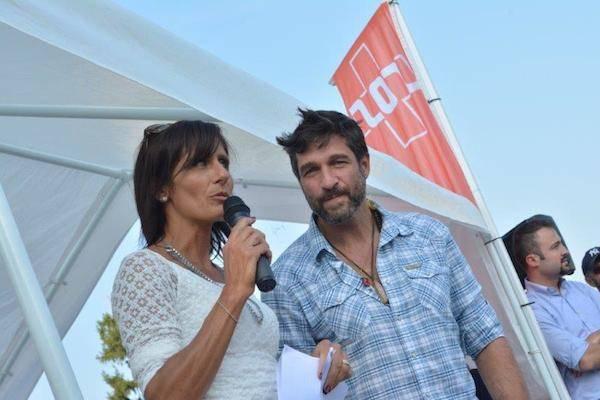 Edoardo Stoppa a Malnate ospite di Sos (inserita in galleria)