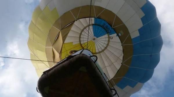 Escursioni in mongolfiera a Velate (inserita in galleria)