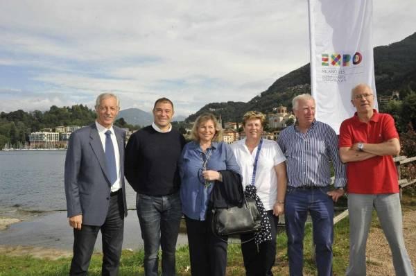 Expo Champions tour a Laveno (inserita in galleria)