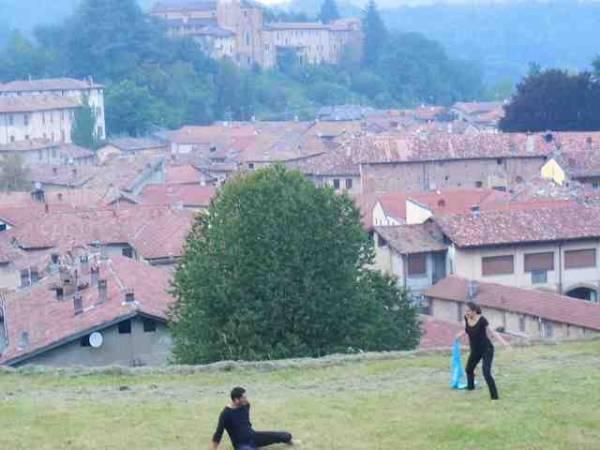 Grande teatro al Castello di Monteruzzo (inserita in galleria)