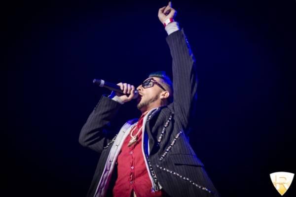 Hip Hop Tv B -Day Party: tutti i rapper al Mediolanum Forum (inserita in galleria)